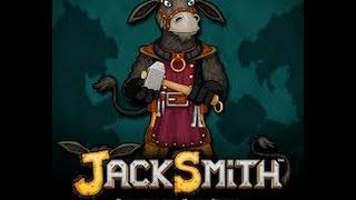 Jacksmith Джек кузнец № 1 что-то новенькое !!!