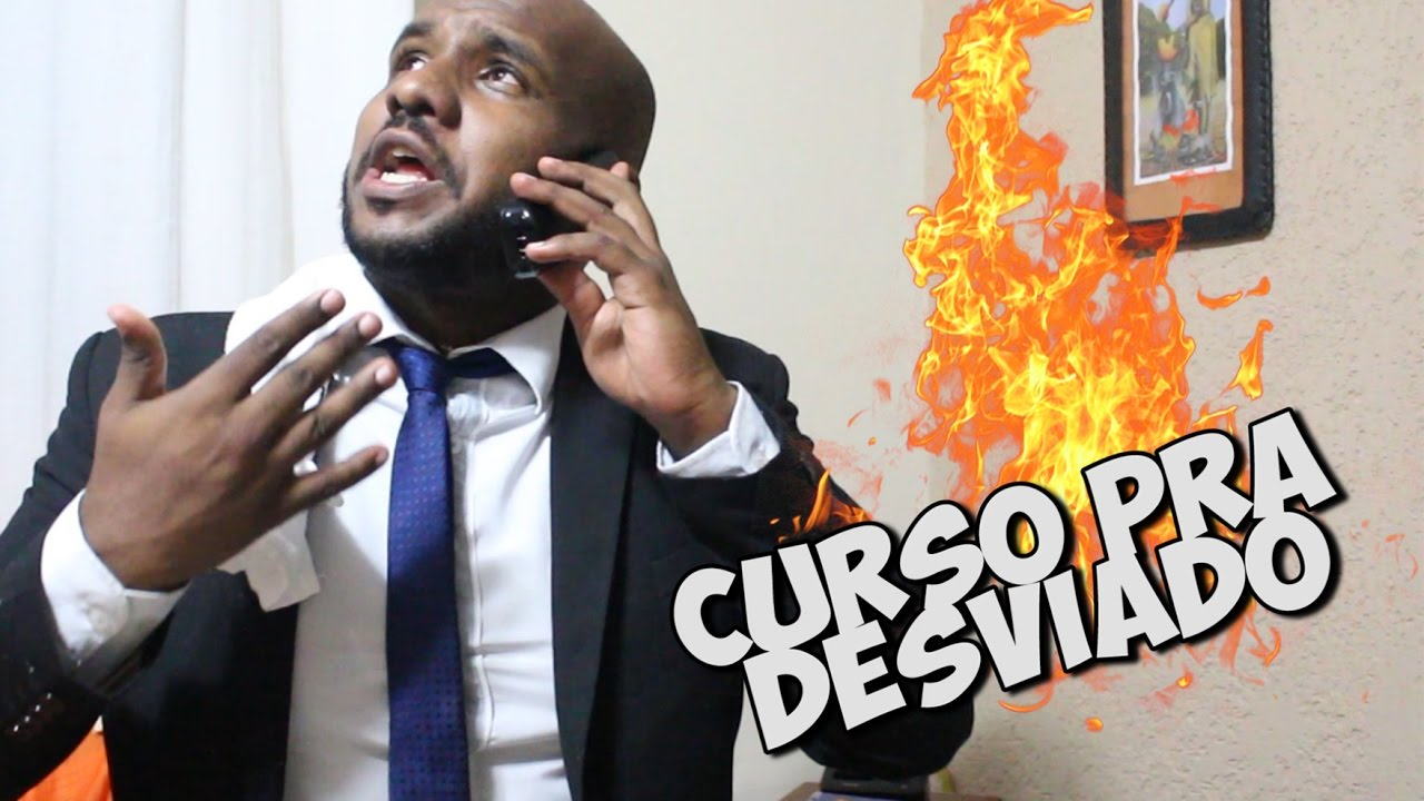 CURSO PRA DESVIADO - Pr. Jacinto Manto | Tô Solto