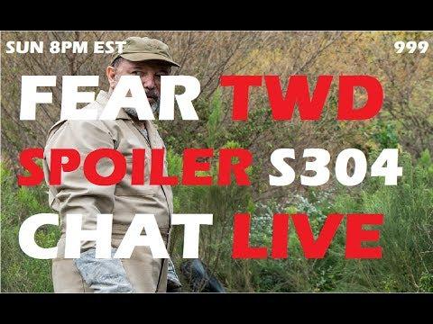 FEAR The Walking Dead Season 3 - SPOILER CHAT LIVE - EPISODE 4