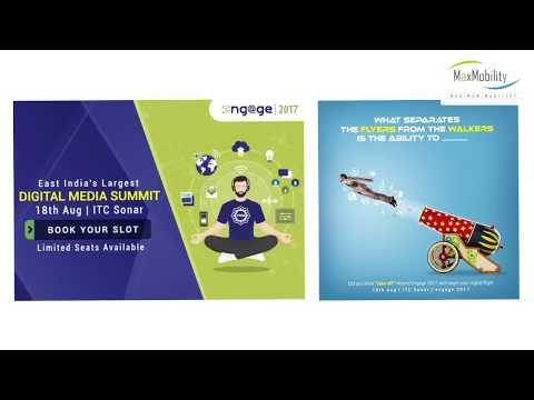 Digital Marketing Success Story - PRSI Engage 2017 Digital Media Summit
