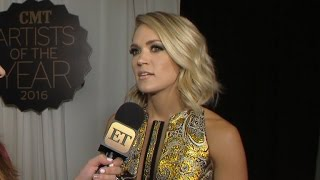 EXCLUSIVE: Backstage at CMT Artists of the Year 2016