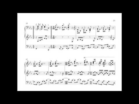 Christian Seiffert: Two Pieces For Organ, Nr. 2. Tone Pattern