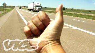How to Hitchhike Across America Thumbs Up Season 1 (Part 15)
