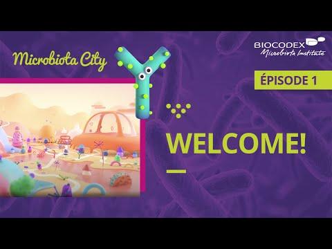 BIOCODEX  Microbiota City VO
