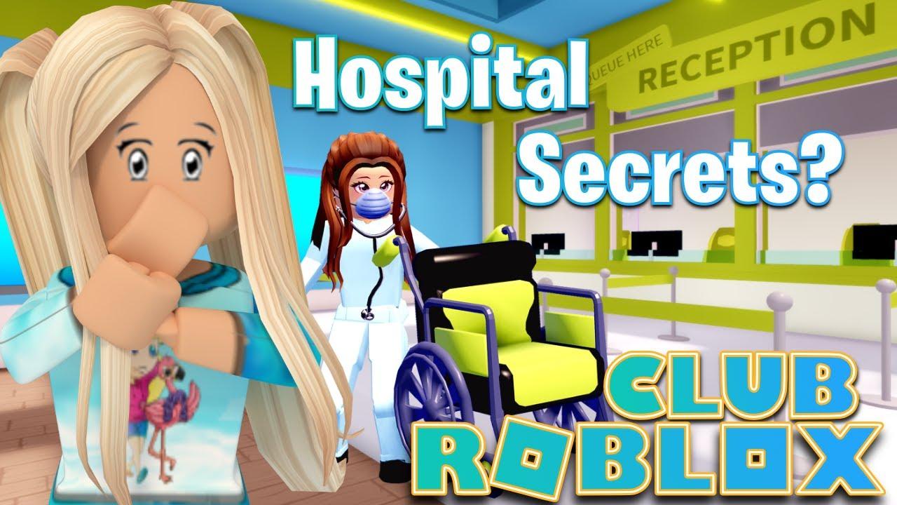 👶🏻 BABIES???? 👶🏻 Club Roblox Hospital Update Includes FUTURE SPOILER??? Club Roblox Tea! - YouTube