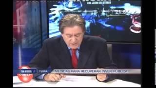 Canal N Interesante entrevista a Ministro JOSE GALLARDO