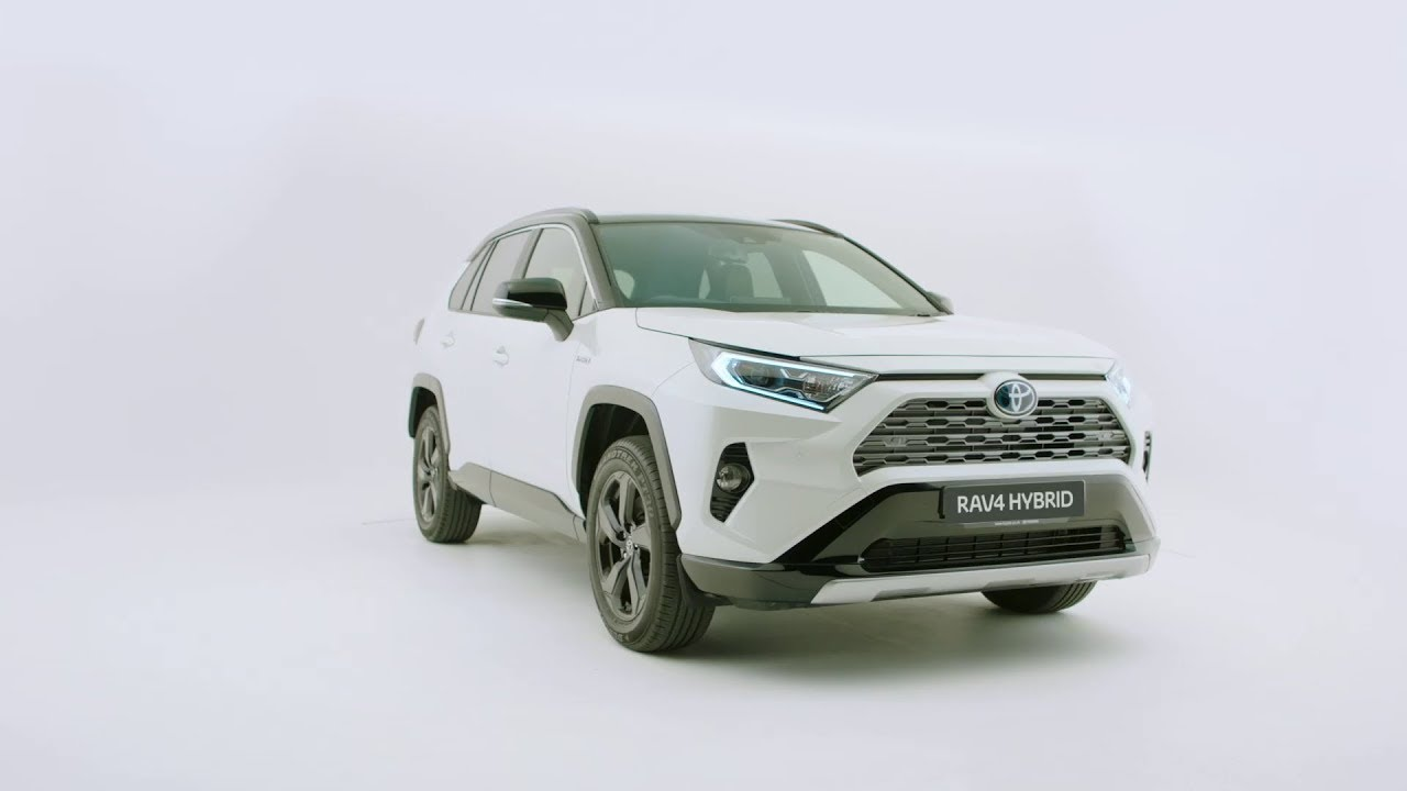 Toyota Rav4 Hybrid 2019 Accessories Review Youtube