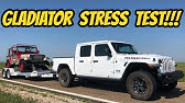 Here&#39s 5 Things I Love About My Jeep Gladiator Rubicon: Towing and Off-Road STRESS TEST!!!