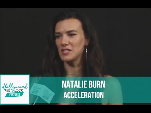 ACCELERATION (2019) | NATALIE BURN Chats With SARI COHEN About Her New Film