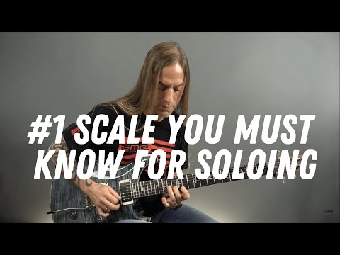 #1 Scale You Must Know for Soloing - Steve Stine Guitar
