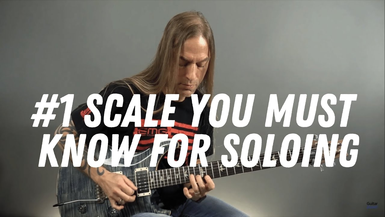 1 scale you must know for soloing steve stine youtube. Black Bedroom Furniture Sets. Home Design Ideas