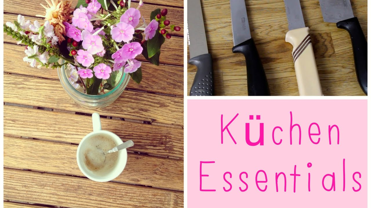 Kuchen Essentials Basics Kuchenhelfer Youtube