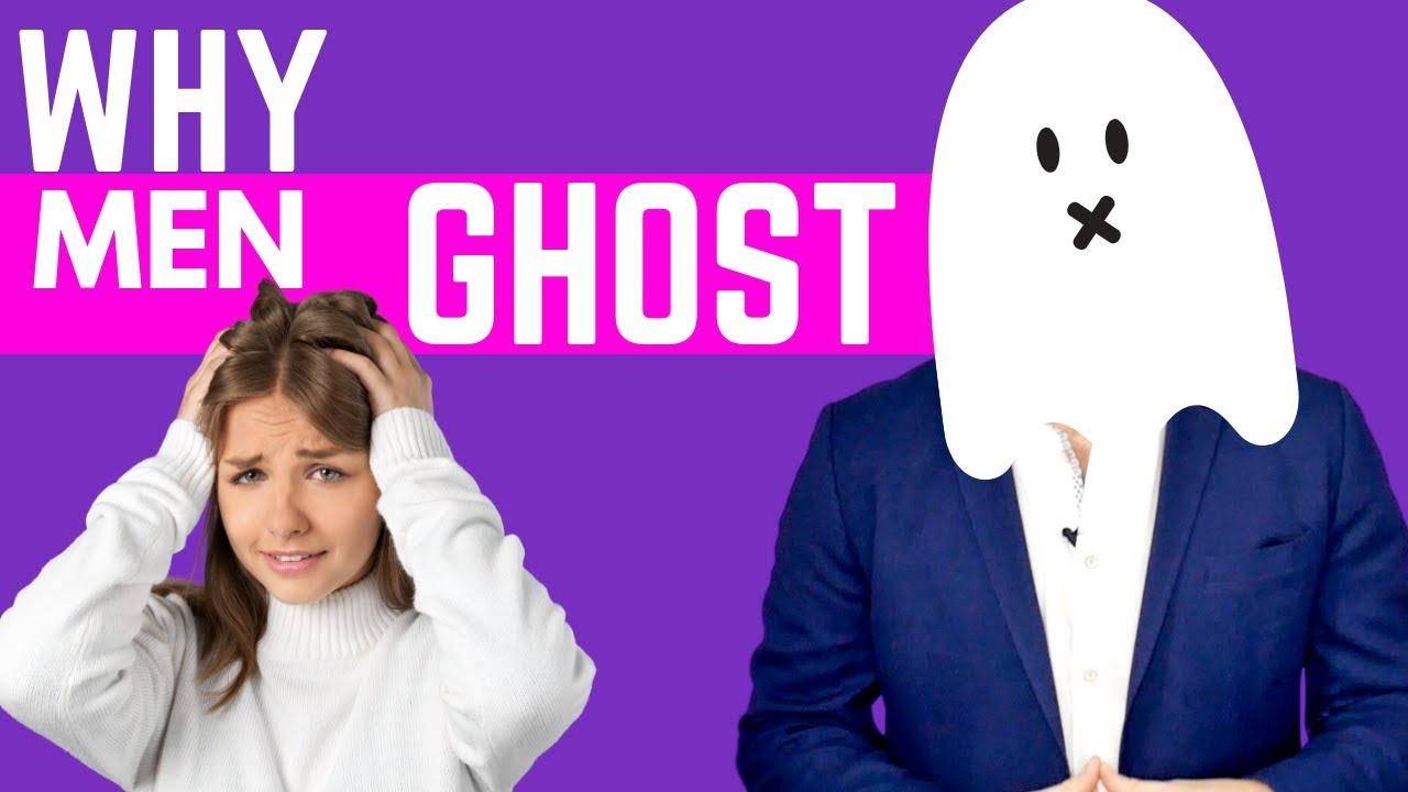 Why Do Guys Ghost? 5 Reasons That Will Save You Heartache
