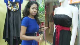 Ruchira Karunaratne, fashion designer (REBEL INTERNATIONAL), Sri Lanka