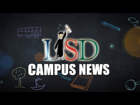 LISD CAMPUS NEWS SHOW 09112018