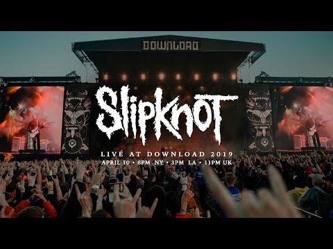 Slipknot: Live at Download Festival 2019