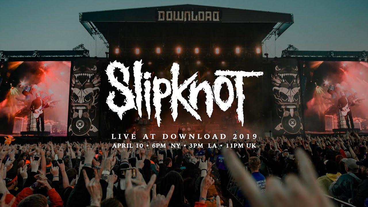 Download Slipknot: Live at Download Festival 2019