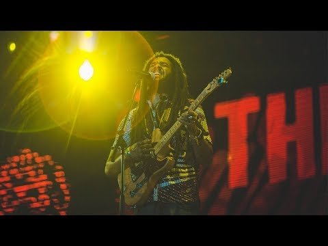 THE WAILERS - Live at Uprising Festival 2017