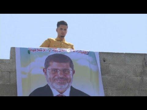 شاهد: غزة تنعى رحيل الرئيس المصري السابق محمد مرسي  - نشر قبل 2 ساعة