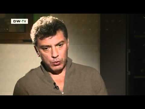 Interview with Boris Nemtsov, Russian opposition leader | Journal Interview