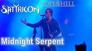 Satyricon - Midnight Serpent - Copenhell 2018