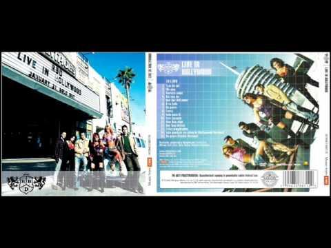1 Trás De Mí - Live in Hollywood (CD RBD)
