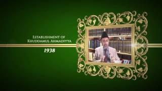Achievements of Hazrat Musleh Ma'ood: 1938 The Establishment of Khuddam-ul Ahmadiyya