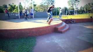 Skaters en Puerto Rico