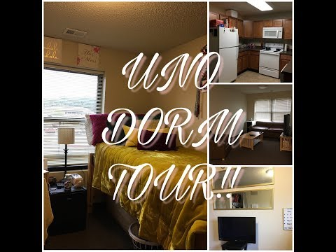 Dorm Tour University Of Nebraska Omaha