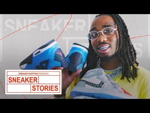 Quavo Shows Off Dior Air Jordan 1s, Rare Nike SB Dunks, And Oregon Air Jordans On Sneaker Stories