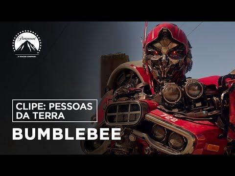 Bumblebee | Clipe: Pessoas da Terra | Paramount Brasil