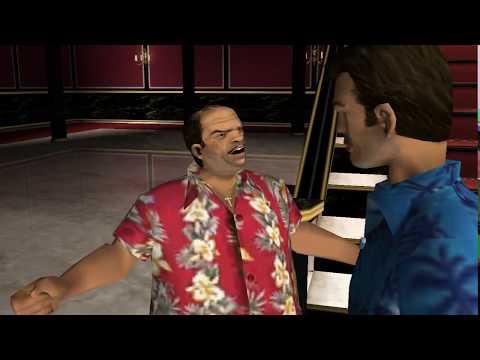 GTA Vice City Beta Edition V2 Footage.