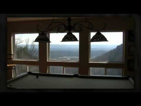 Smokey Mountain Like Views and Waterfalls on Chandler Mountain