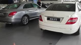 Used Car: 2011 Mercedes-Benz C-Class (W204) C 250 CGI @ Wearnes, 60,000km, RM90,800