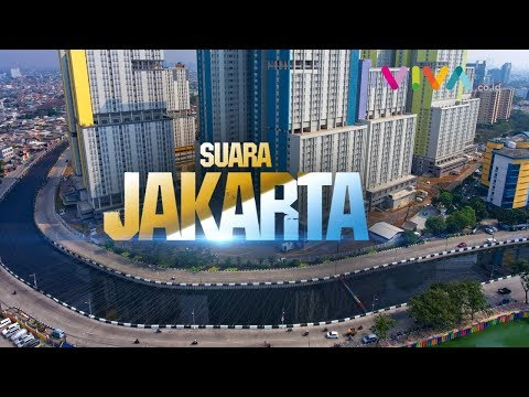 Jaring Kali Item, Antara Fungsi, Bau Dan Cantik I Suara Jakarta