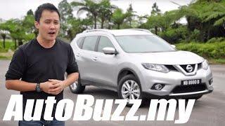 2015 Nissan X-Trail 2.5L 4WD review - AutoBuzz.my