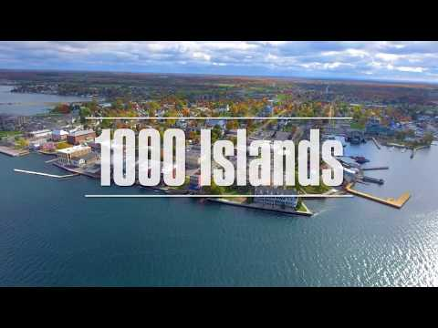 1000 Islands fall broadcast spot