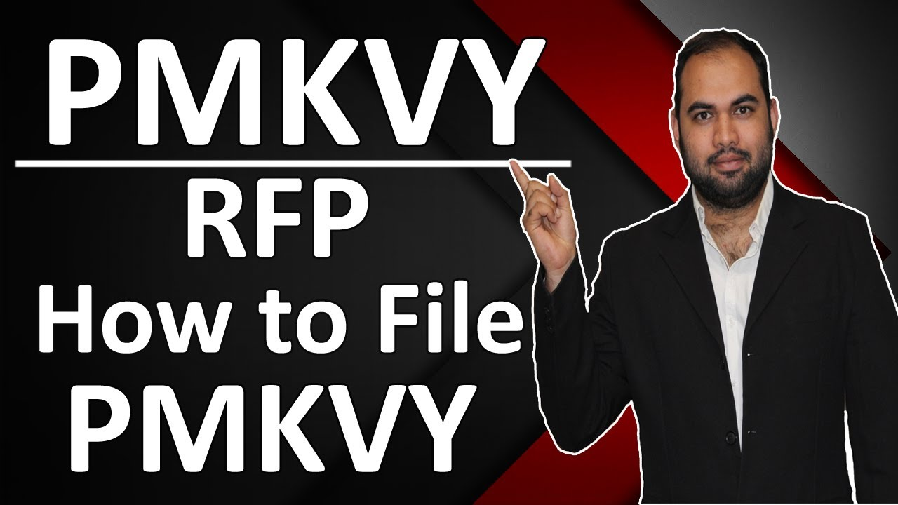 How to file RFP in PMKVY 2018-19 | PMKVY latest News | RFP news 2018-19