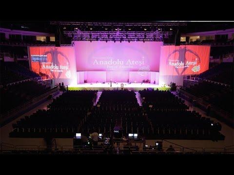 Anadolu Ateşi / Ülker Sports Arena, İstanbul