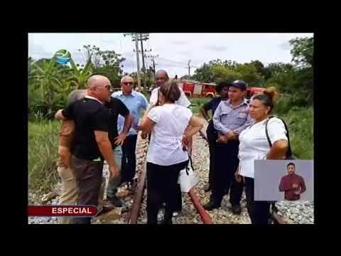 Actualización de accidente aéreo en Cuba