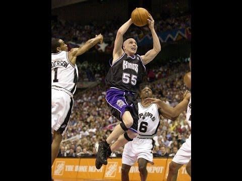 04/12/01 - Sacramento Kings @ San Antonio Spurs