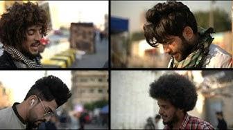 Protestieren mit Stil im Irak: Die Frisur als Symbol des Widerstands