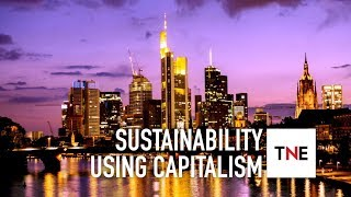 Nordea: Banks must build bridges to a sustainable future | The New Economy