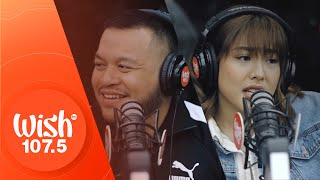 "Quest (ft. Rita Daniela) performs ""Di Ko Akalain"" LIVE on Wish 107.5 Bus"