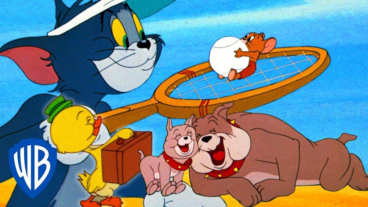 Melhores Momentos De Tom Jerry Coletanea De Desenhos