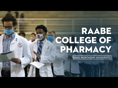 Get to know the Ohio Northern University Raabe College of Pharmacy