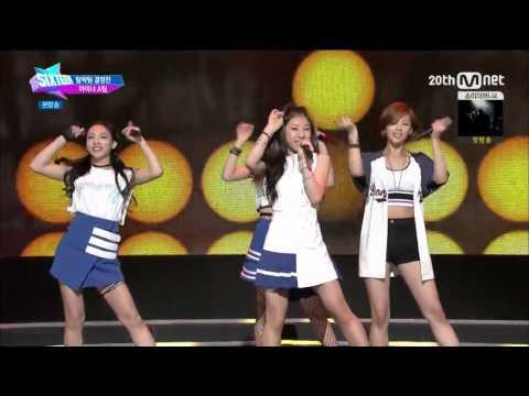 "[HD] 150609 - Minor A  ""U-Go-Girl"" Lee Hyo Ri (이효리) #SIXTEEN #EP6"