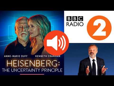 Graham Norton  BBC Radio 2: AnneMarie Duff and Kenneth Cranham