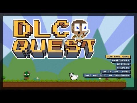 DLC - Quest ! Jogo Muito Legal!