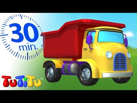 TuTiTu En Francais | Meilleurs jouets pour enfants | Camion | 30 minutes spécial